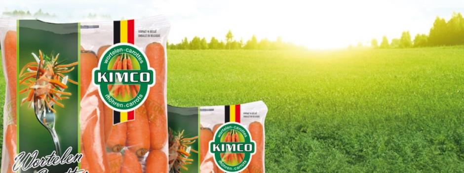Wortelen Kimco Verpakking